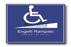 Braille_Alfabeli_Yonlendirme_Rampa